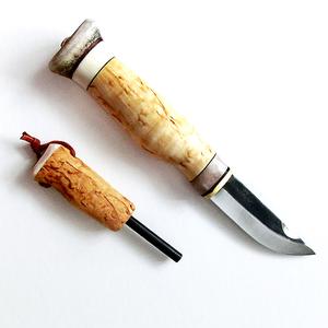 Kniv 48 - Kniv med tändstål