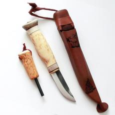 Messer 48- Messer it Zündstahl