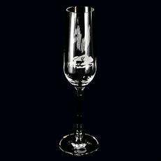 Champagneglas Lapplandsfjäll