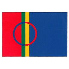 Dekal Sameflagga