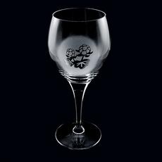 Weinglas Moltebeeren