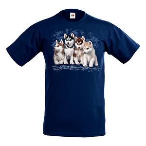 T-Shirt Huskys