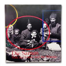 Bok Samerna - Solen och vindens folk - svenska, english, deutsch, français