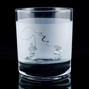 Whiskyglas Fiskare