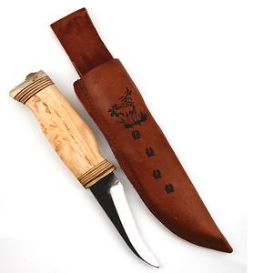 Kniv 24 - Buköppnare Älg stor