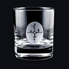 Whiskyglas Spåtrumma, kristall