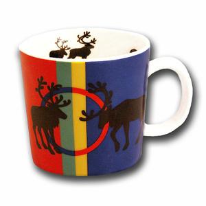 Kaffetasse Sápmi