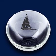 Ljuslykta Segelbåt
