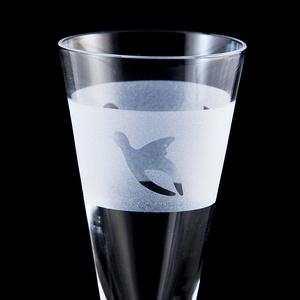 Schnaps- und Aquavitglas