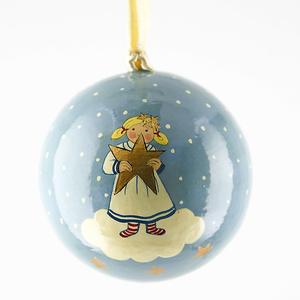 Weihnachtsbaum-Kugel Engel
