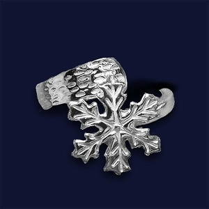 Ring Schneekristall