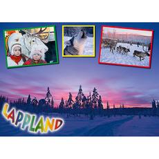 Postkarte 10 Winter