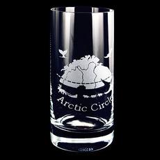 Allglas Polcirkeln, kristall