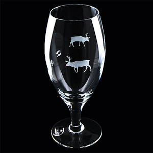 Ölglas Ren