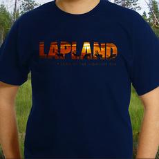 T-Shirt Midnattssol i Lappland